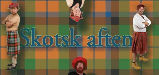 Skotsk Aften ingress