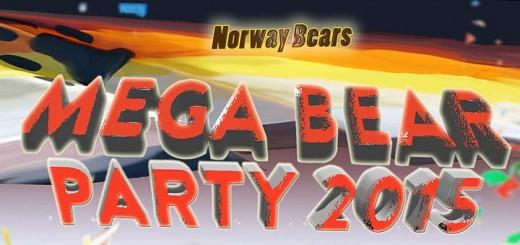 Mega Bear Party banner