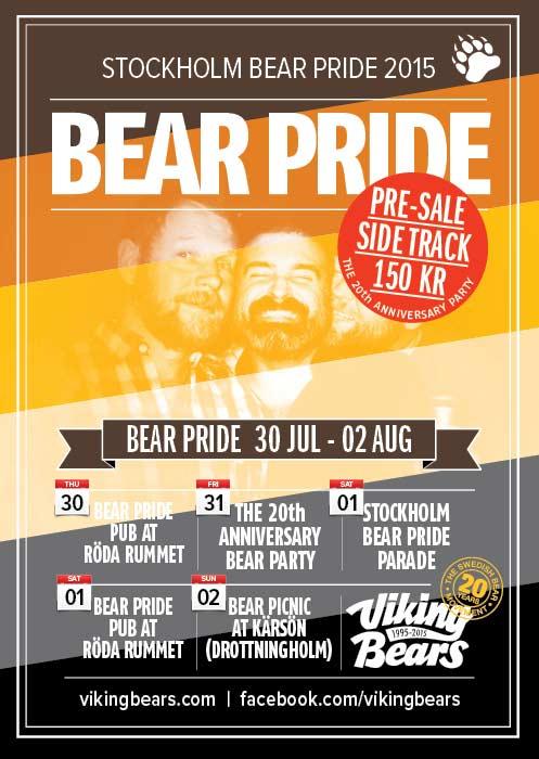Viking Bears Program