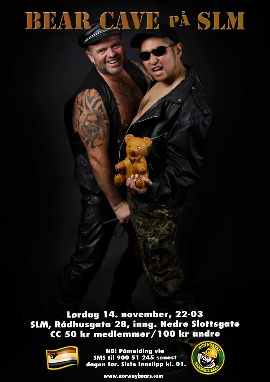 Bear Cave 14. november