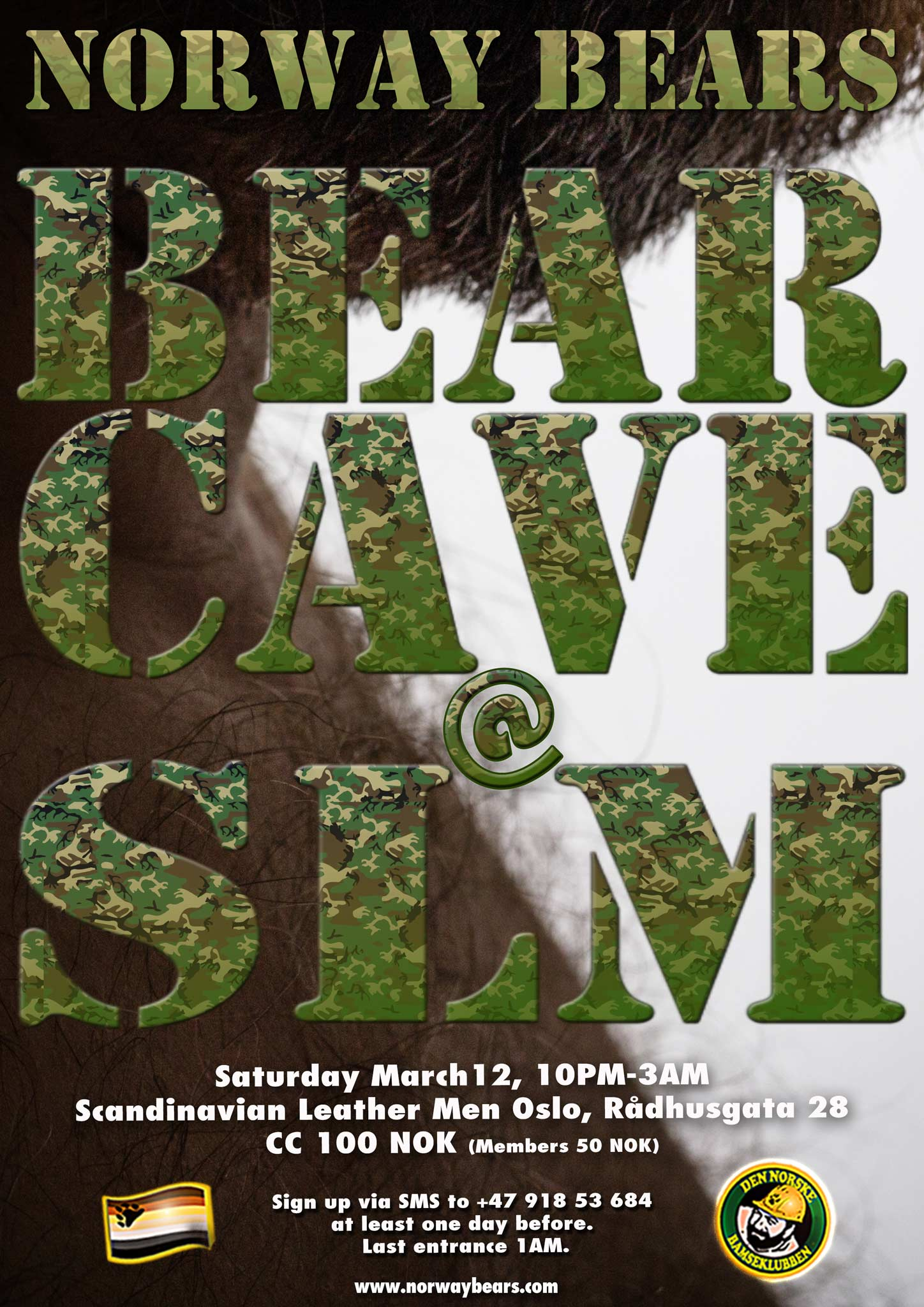 Bear Cave March 12