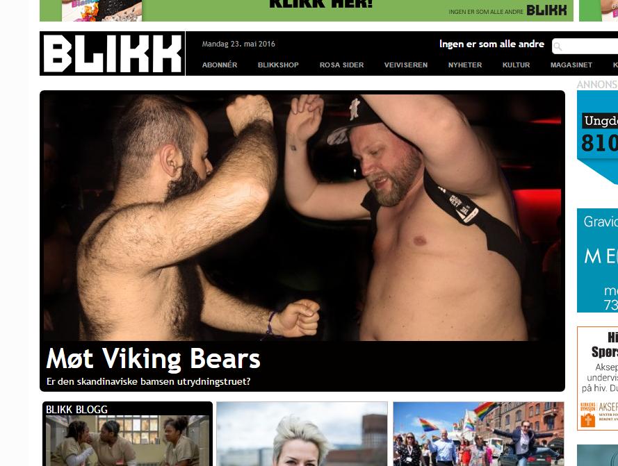 hva er rimming nakne norske kvinner