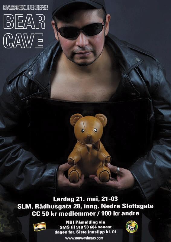 Bear Cave 21. mai