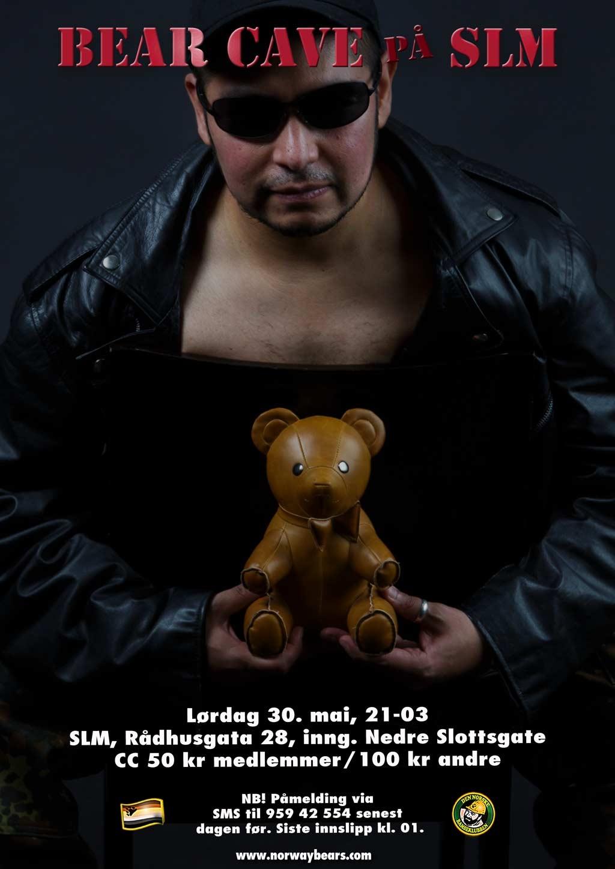 Bear Cave 30. mai