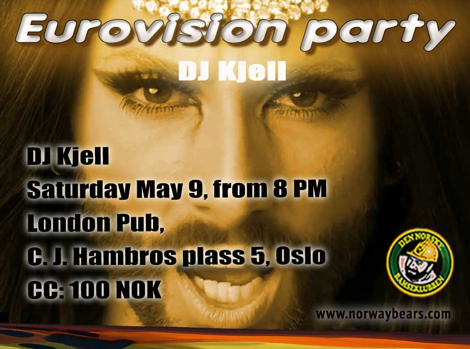 Eurovision Party with DJ Kjell