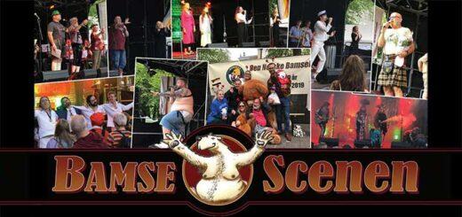 BamseScenen under Oslo Pride 2021 cover